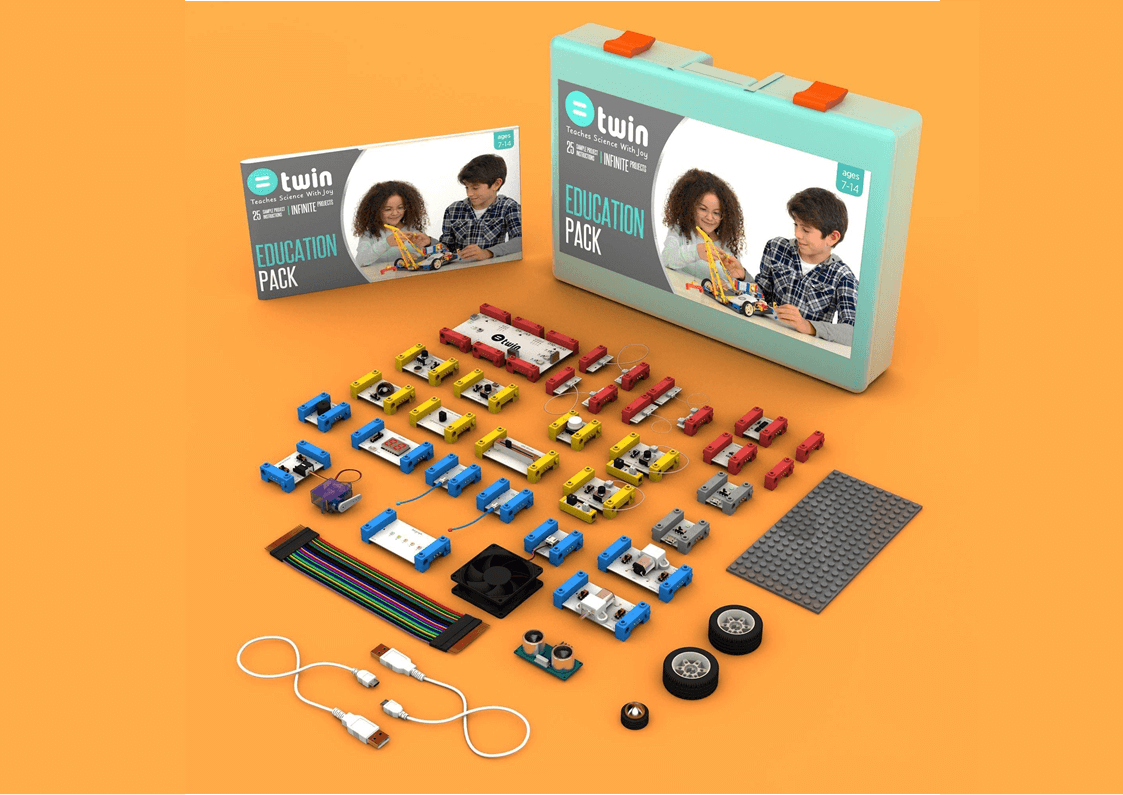 Twin Education Pack