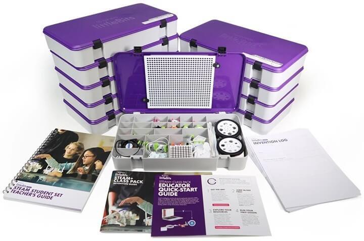 littleBits STEAM+ Class Pack