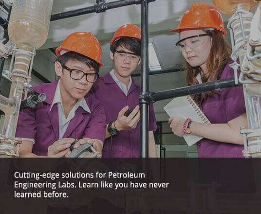 Petroleum Engineering Labs