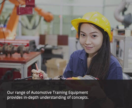 Automotive Training Systems