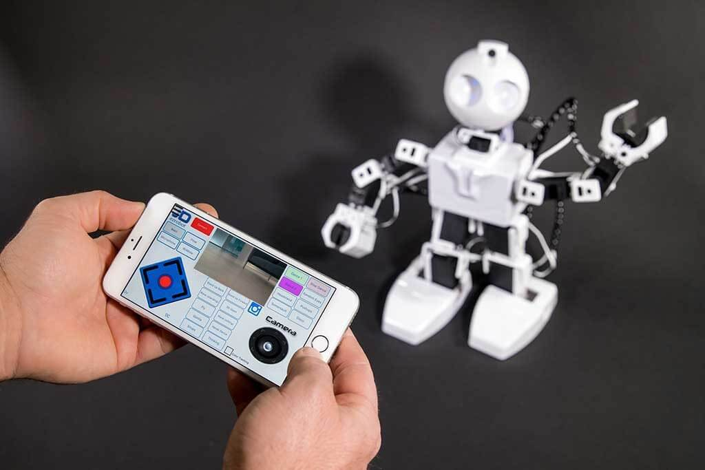 EZ Robot JD