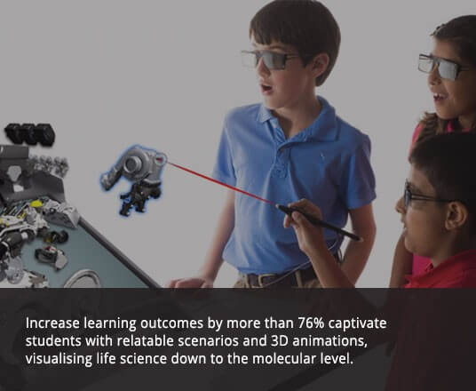 STEM Virtual Reality Platform