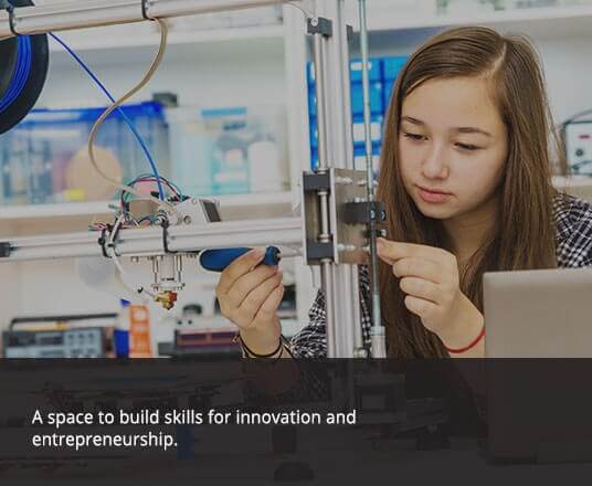 FabLabs, Innovation Hubs & Makerspaces